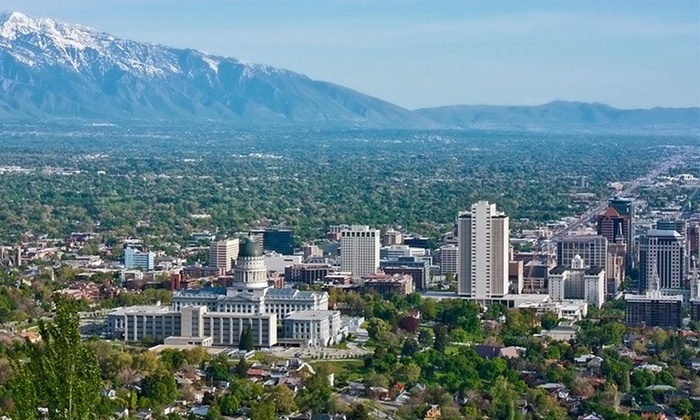 Ramada Salt Lake City - Salt Lake City: Stay at Ramada Salt Lake City in Salt Lake City
