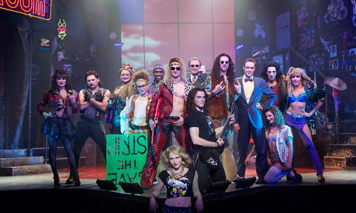 """Rock of Ages"" - Lakeland Center: $32.50 to See ""Rock of Ages"" at The Lakeland Center on January 15 at 7:30 p.m. ($68.50 Value)"