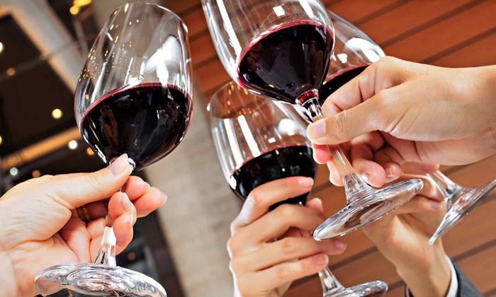 Wine Garden Warehouse Winery - The Wine Garden - East: $75 for a Winemaking Package with 24 Bottles of Custom Wine at The Wine Garden ($150 Value)