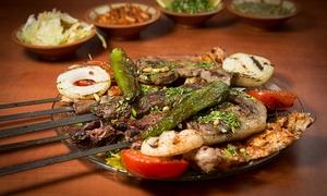 המסעדה הלבנונית אבו גוש-מתחם חוצות שפייםה: הלבנונית המפורסמת מאבו גוש במתחם חוצות שפיים: רק 129 ₪ לזוג לארוחה אותנטית כיד המלך! תקף 7 ימים בשבוע