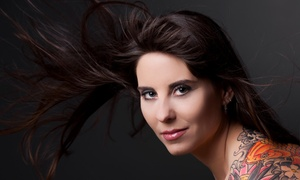 Deluxe Hair & Boutique: $75 for $150 Groupon — Rhyse at Deluxe Hair and Etc