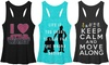 Juniors' Star Wars Tank Tops: Juniors' Star Wars Tank Tops