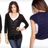 Up to 78% Off a Yuka Paris Cardigan Sweater