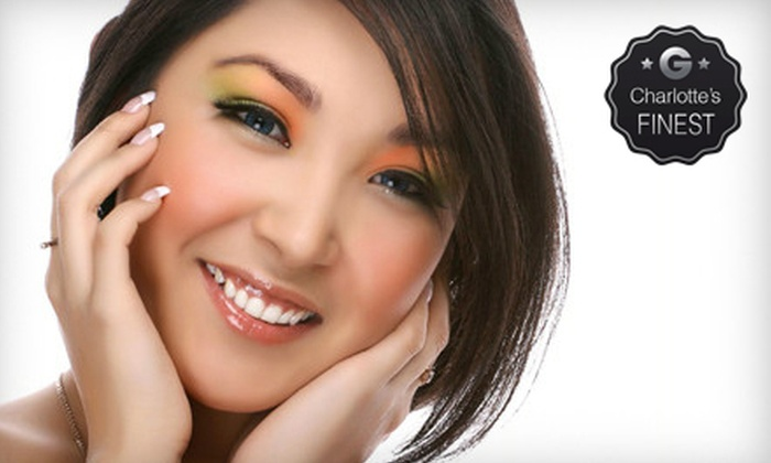Whiten My Smile Now - Multiple Locations: $29 for a 20-Minute Teeth-Whitening Treatment at Whiten My Smile Now ($139 Value)