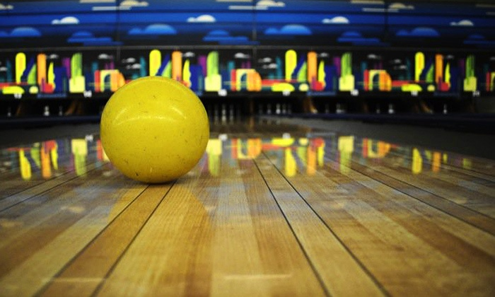 Dickson Bowl - Downtown Cambridge: C$35 for Cosmic Bowling for Up to Six with Pizza and Pop at Dickson Bowl (Up to C$92.88 Value)