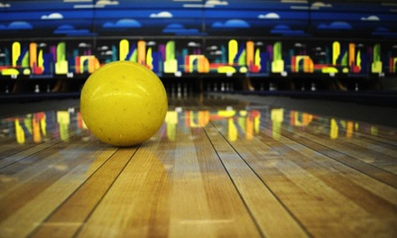 $35 for Cosmic Bowling for Up to Six at Dickson Bowl (Up to $71.59 Value)