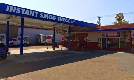 Smog Check and Oil Changes at Instant Smog Check (Up to 55% Off). Five Options Available. 5998eb73-6b98-4278-96ff-6969b6db218a