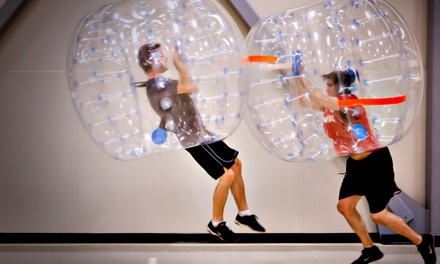 $149 for Bubble-Ball Rental from Utah Bubble Balls ($250 Value)