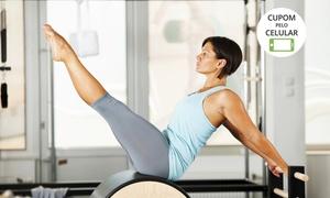 Fisio Vita: Fisio Vita – São João Batista: 1, 3 ou 6 meses de pilates, com avaliação física inclusa
