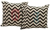 Social Monograms: One or Two Sets of Custom Chevron Pillow Covers from Social Monograms (Up to 53% Off)