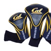 UC Berkeley NCAA Contour Head Covers (3-Pack)