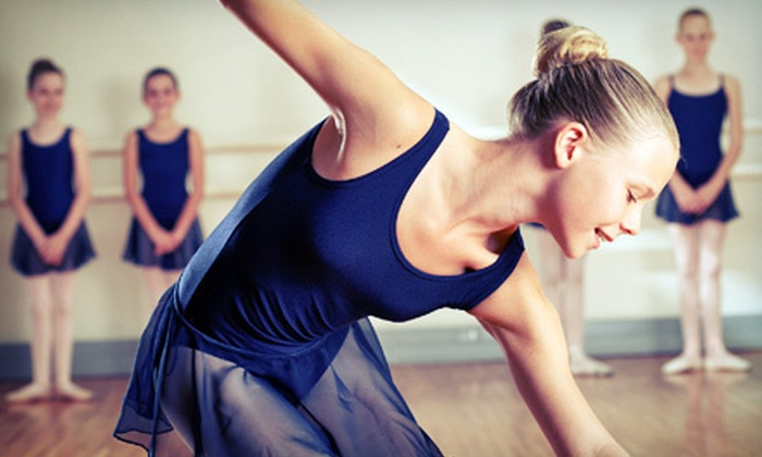 Ballet of Delray at The Barre Studio - Delray Beach: 1 or 2 60-Minute Weekly Children's Dance Classes for 12 Weeks at Ballet of Delray at The Barre Studio (Up to 62% Off)