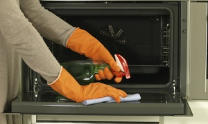Distinct Inc: Full Oven Clean With Optional Hob Clean with Distinct Inc (Up to 56% Off)*