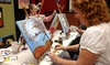 Artsy-U - East Ridge: $12 for a 2.5-Hour Bring-Your-Own-Wine Painting Class at ArtsyU ($25 Value)