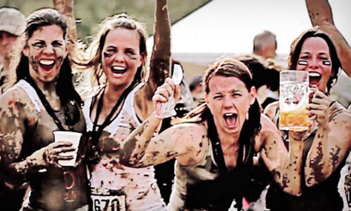 Warrior Dash SoCal - Elsinore Valley: $35 for One Entry to Warrior Dash SoCal Obstacle Race at Storm Stadium in Lake Elsinore on March 31 ($75 Value)