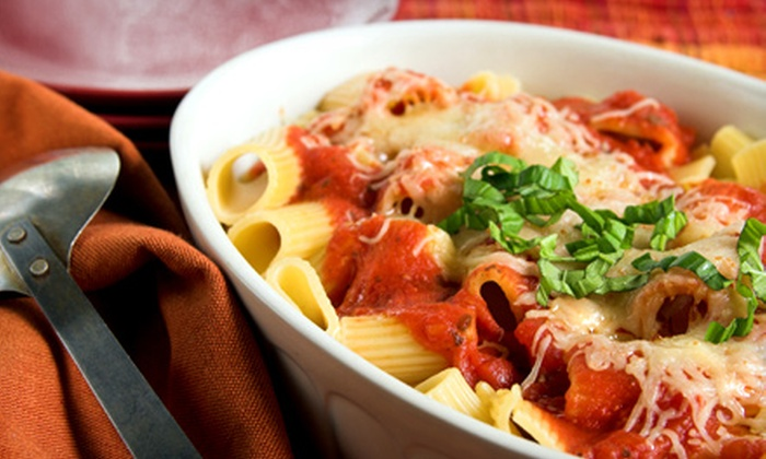 Da Mario Restaurant - Capitol Hill North Burnaby: Italian Dinner Cuisine for Two or Four at Da Mario Restaurant (52% Off)