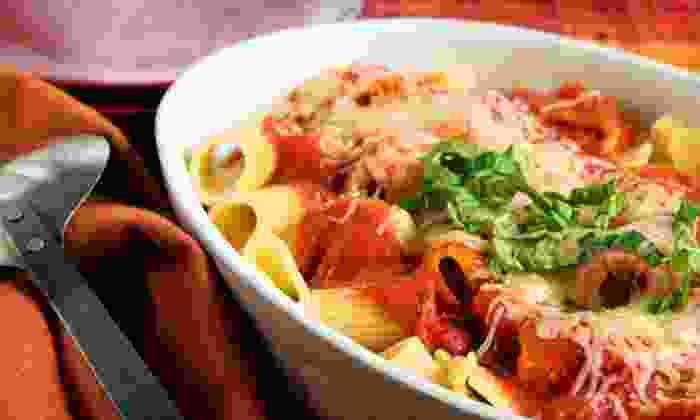 Da Mario Restaurant - Capitol Hill North Burnaby: Italian Dinner Cuisine for Two or Four at Da Mario Restaurant (52% Off)