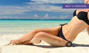 M Spa and Skin Care: One, Three, or Five Brazilian Waxes at M Spa and Skincare (Up to 70% Off)
