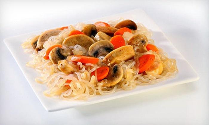NoOodle Shirataki Zero-Calorie Noodles: $39 for 24 8-Ounce Packs of NoOodle Zero-Calorie, Gluten-Free Noodles ($72 List Price)
