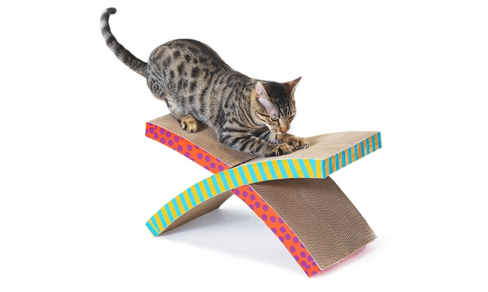 petstages soothing cat easy life hammock and scratcher  petstages soothing cat easy life hammock and petstages soothing cat easy life hammock and scratcher   groupon  rh   groupon