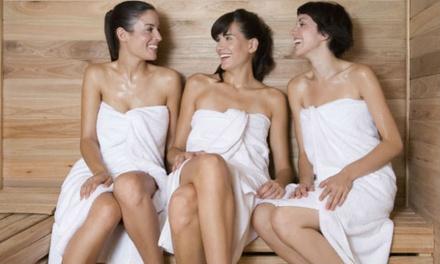 Entree voor 2 personen bij Sauna & Beauty De Thermen Nijmegen, naar keuze met extra's