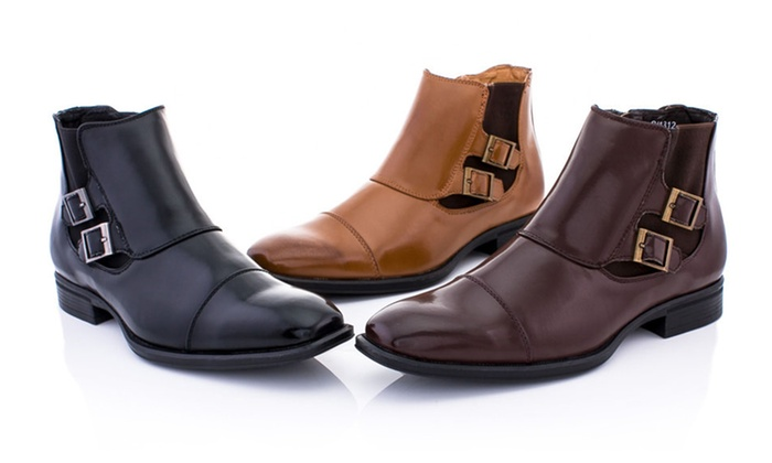 Adolfo Men's 1312 Dress Boots: Adolfo Men's 1312 Dress Boots. Multiple Options Available. Free Shipping.