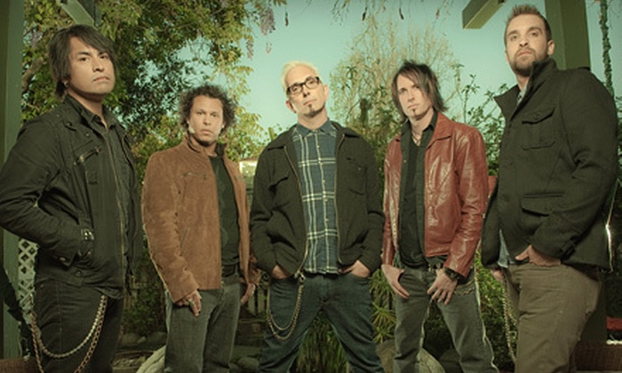 Everclear & Eve 6 - Mojoes: $27 for Two to See Everclear and Eve 6 at Mojoes on Saturday, November 3, at 8 p.m. (Up to $53.50 Value)