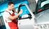 Igienizzazione e lavaggio auto