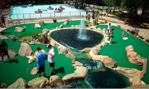 Casey's Amusement Park: Mini Golf on One or Two Courses for Two or Four People at Casey's Amusement Park (Up to 44% Off)