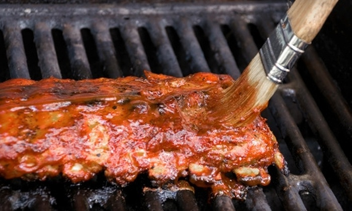 Big Jim's BBQ - San Rafael: $85 Five-Hour Competition BBQ Cooking Class from Big Jim's BBQ in San Rafael ($175 Value)