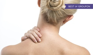Align Chiropractic: Chiropractic Package with One or Four Adjustments at Align Chiropractic (Up to 84% Off)