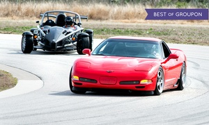 Harris Hill Road Race Track: $335 for Two-Month Membership and $500 Towards Initiation Fee at Harris Hill Road Race Track ($900 Value)