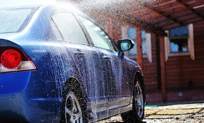 image for Car Care Cleaning Kit, Water Spot Remover Kit, or $15 for $24 at Hawaiian Island Shine (Up to Half Off)
