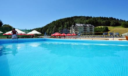 Beskidy: 1-6 nocy dla 2 osób lub rodziny z wyżywieniem i wellness w Hotelu Zimnik 3* i Hotelu Zimnik Luksus Natury 4*