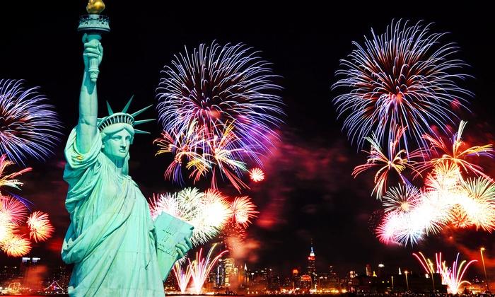 New Year Celebration in Canada