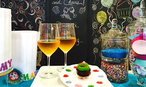 LA Sweetz: Two-Hour BYOB Cupcake-Decorating Night Out for Two or Four at LA Sweetz (Up to 74% Off)