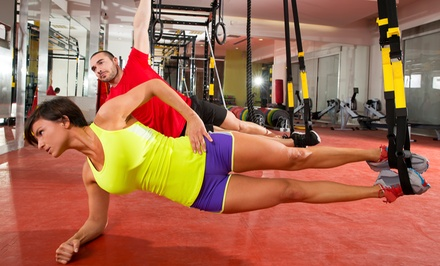 Five TRX Classes or One Month of Unlimited Mat Open Body Classes at Flow Pilates Centre (Up to 57% Off)