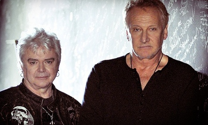 Air Supply - Seven Oaks: Air Supply at Bright House Networks Amphitheatre on Saturday, June 29, at 8 p.m. (Up to $47.20 Value)