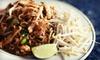 Simply Thai Cuisine - Pleasant Grove: $10 for $20 Worth of Thai Food at Simply Thai