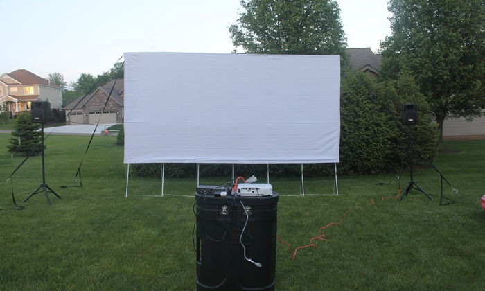 Outdoor Theater Events - Akron / Canton: $248 for $450 Worth of Event Equipment Rental — Outdoor Theater Events
