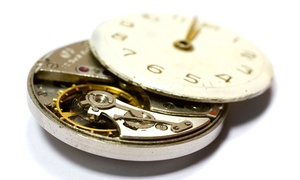 Village Watch Center: Jewelry or Watch Repair at Village Watch Center (50% Off). Three Options Available.