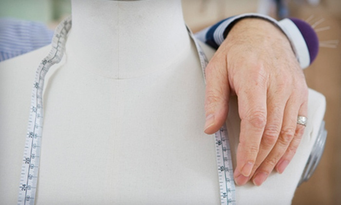 Jackie's Alterations - West Rockville: $10 for $20 Worth of Tailoring at Jackie's Alterations