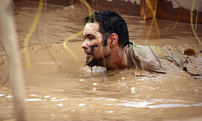 SlimeAthalon Charity Obstacle Race - Five Points: Registration for 1, 2, or 4 in the SlimeAthalon Charity Obstacle Race on Saturday, September 13 (Up to 62% Off)