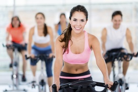 Cycle 6: Three or Five 45- or 60-Minute Indoor Cycling Classes at Cycle 6 (Up to 53% Off)