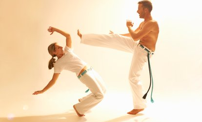 image for Four Weeks of Unlimited Capoeira Classes at Miami Capoeira Sol E Lua (58% Off)