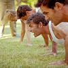 Up to 82% Off at Rise Above Fit Camp