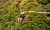 Markin Farms Zipline Adventures - Liberty: Zipline Adventure with Photos at Markin Farms Zipline Adventures (Up to 42% Off). Two Options Available.