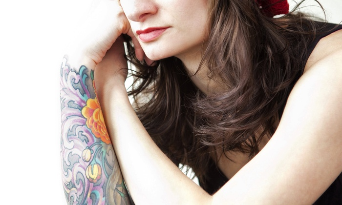Immersed in ink tattoo arts horror festival in groupon for Cheap tattoo removal chicago