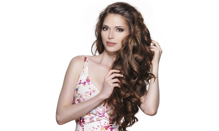 Helene Rene Hair and Make-up - San Francisco: $80 for a Frizz-Free Smoother, Softer Curls Treatment at Helene Rene Hair and Make-up ($135 Value)