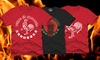 Sriracha-Themed Men's T-shirts
